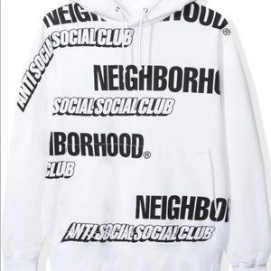 Anti Social x Neighborhood Quivering Jacket